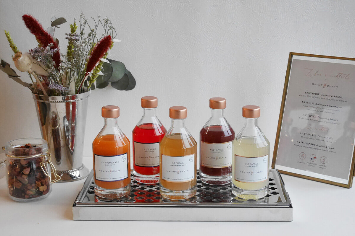 mini-cocktails-jolies-bouteilles-verre